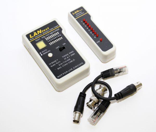 Тестер кабеля LY-CT007