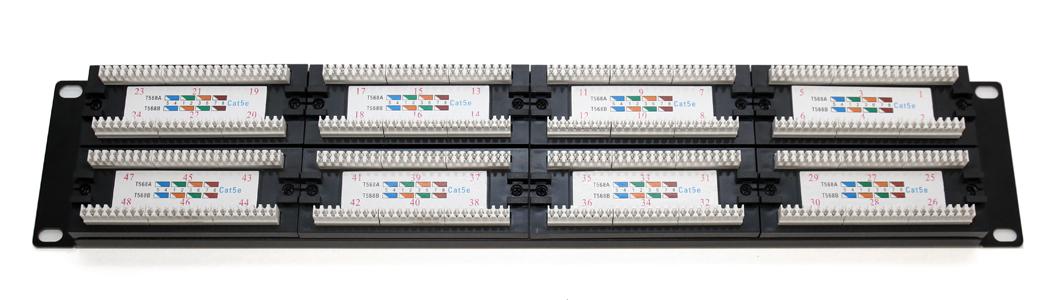 Патч-панель LY-PP5-08