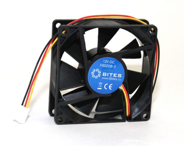 Вентилятор 5bites F8025B-3