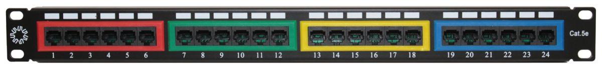 Патч-панель LY-PP5-09