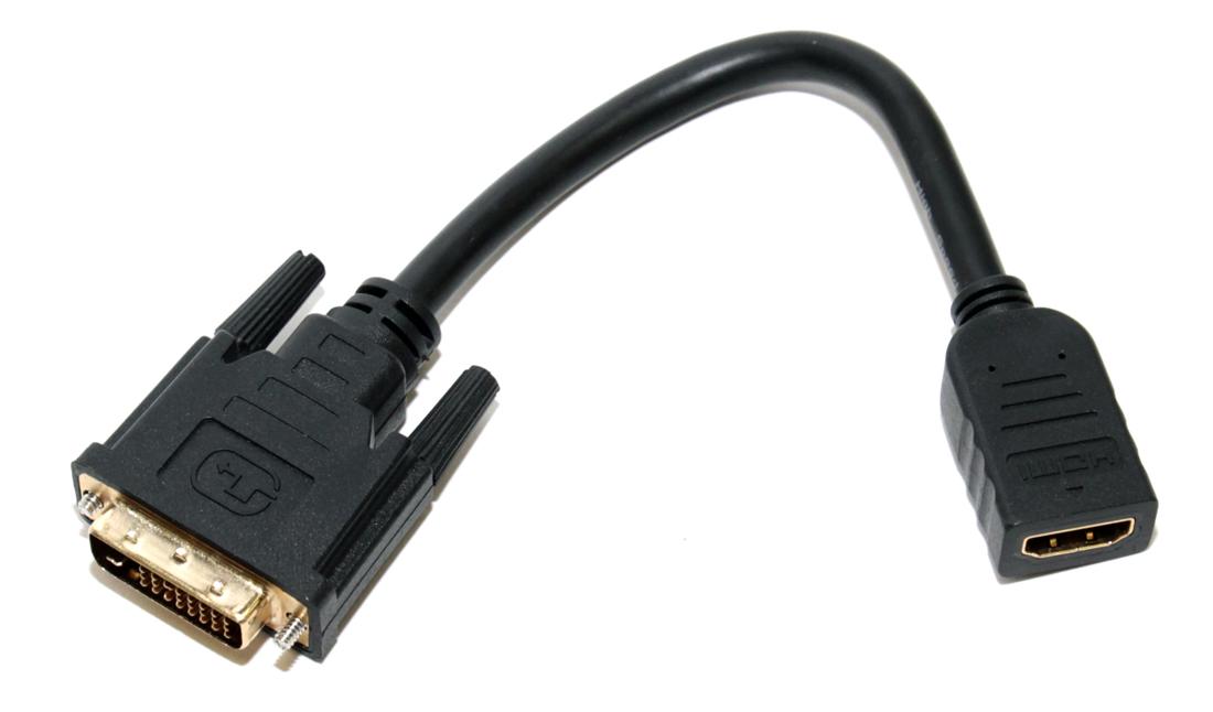 Кабель-адаптер BC-HDF2DVI