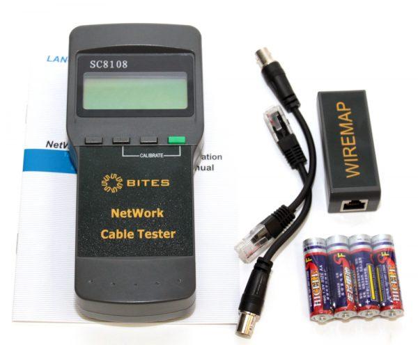 Тестер кабеля LY-CT014