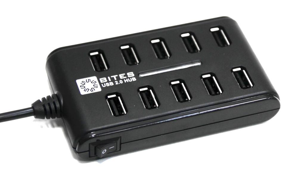 USB хаб (концентратор) HB210-205PBK