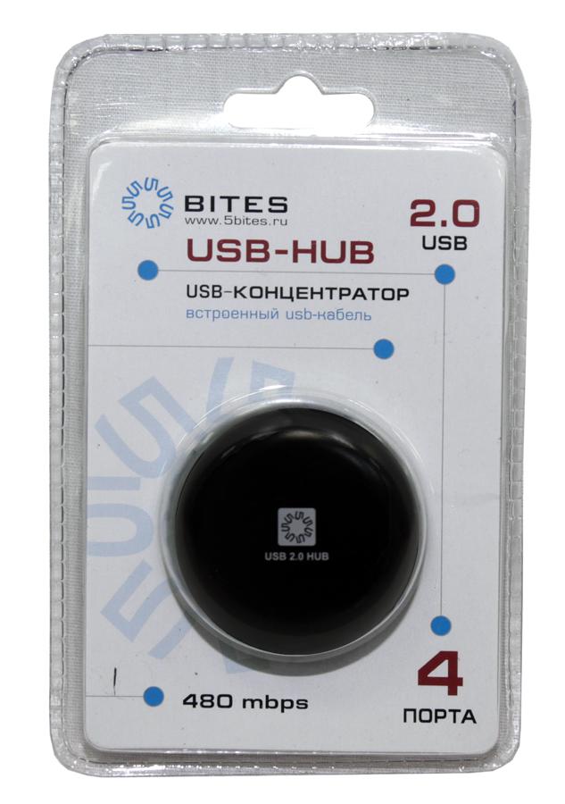 USB хаб (концентратор) HB24-200BK