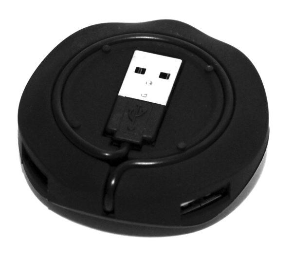 USB хаб (концентратор) HB24-206BK
