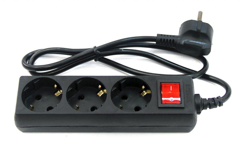 Сетевой удлинитель SP3B-118E