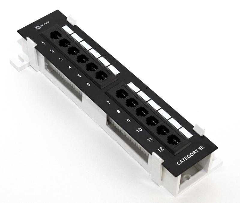 Патч-панель PPU55-04W