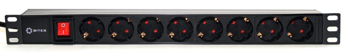 """Блок розеток в стойку 19"""" PDU819P-01"""