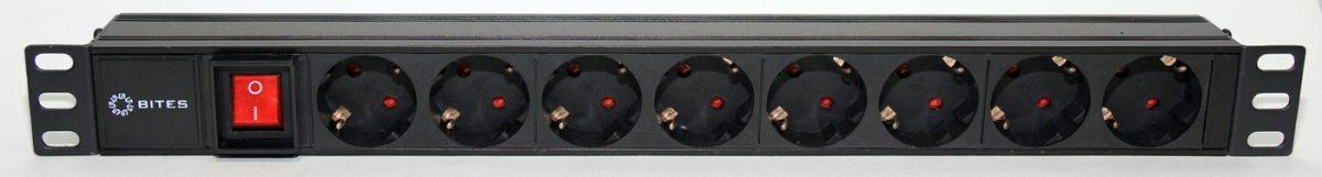 """Блок розеток в стойку 19"""" PDU819A-07"""