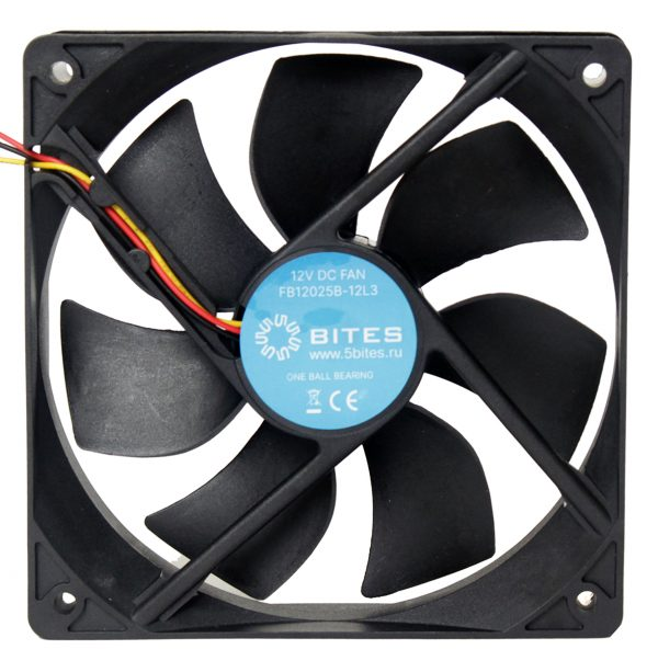 Вентилятор 5bites FB12025B-12L3