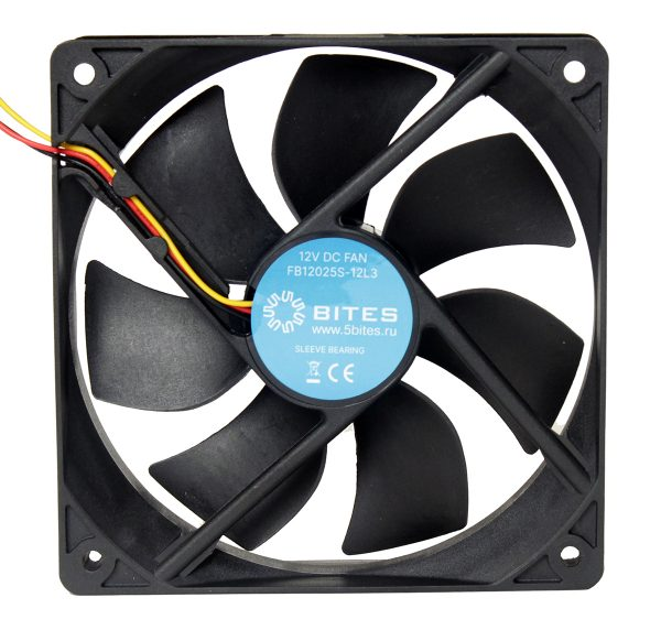 Вентилятор 5bites FB12025S-12L3