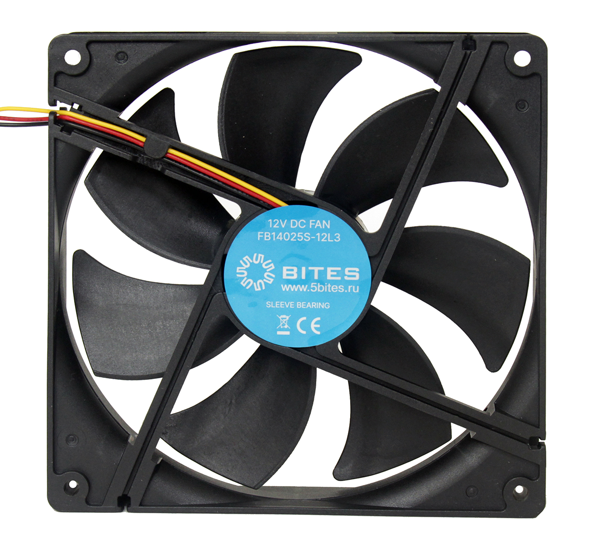Вентилятор 5bites FB14025S-12L3