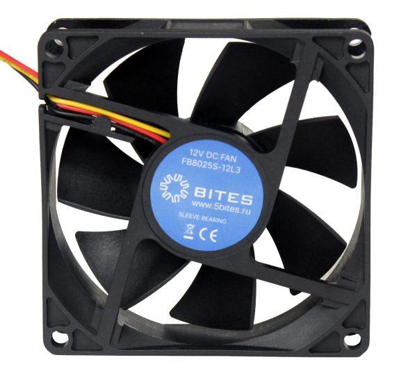 Вентилятор 5bites FB8025S-12L3