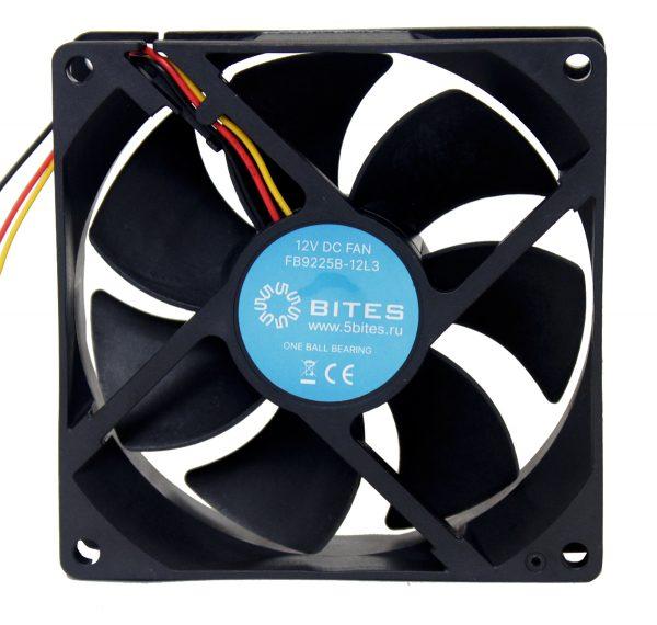 Вентилятор 5bites FB9225B-12L3